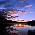 Daicey Pond Sunrise II by Terri Winkler