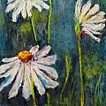 Daisies For Mom by Lori Bourgault