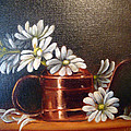 Daisies by Sharron White