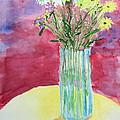 Daisy Bouquet by Walt Brodis