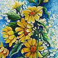 Daisy Breath by Karin  Dawn Kelshall- Best