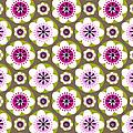 Daisy's Flower Garden by Lisa Noneman