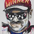 Dale Earnhardt Sr by Chrisann Ellis