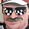 Dale Earnhardt Sr by Tom Carlton