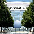 Dallas Cowboys Att Stadium by Rospotte Photography