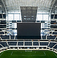 Dallas Cowboys Stadium by Rospotte Photography