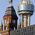 Dallas Downtown by Elena Nosyreva