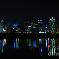 Dallas Reflections by Charles Dobbs