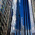 Dallas Reflections by Mark Alder