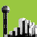 Dallas Reunion Tower by DB Artist