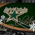 Dallas Stars Christmas by Joe Hamilton