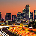 Dallas Sunrise by Mihai Andritoiu