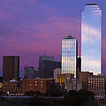 Dallas Sunset by Debby Richards