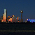 Dallas Sunset by Jonathan Davison