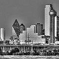 Dallas The New Gotham City  by Jonathan Davison