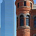 Dallas West End Old Red Museum by Ros Drinkwater