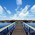 Dalmaney Bridge by Ben Yassa