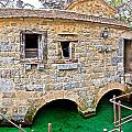 Dalmatian Village Traditional Stone Watermill by Brch Photography
