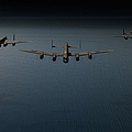 Dambusters Second Flight by Gary Eason