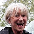 Dame Helen Mirren by Ros Drinkwater
