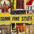 Damn Fine Stuff by Brian King