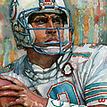 Dan Marino by Michael  Pattison