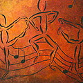 Dance Fever by Pamela Allegretto
