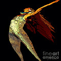 Dance Free by Artist and Photographer Laura Wrede