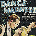 Dance Madness, From Left Conrad Nagel by Everett