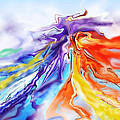 Dance Of Colors by Lyriel Lyra