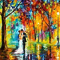 Dance Of Love by Leonid Afremov