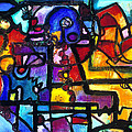 Dance Of The Gauge Bosons In Vacuum by Regina Valluzzi