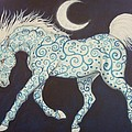 Dance Of The Moon Horse by Beth Clark-McDonal