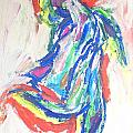 Dance Of The Rainbow by Esther Newman-Cohen