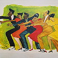 Dance Series1 0f 8-shim Sham Shimmy by JackieO Kelley