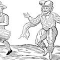 Dance The Morris, 1600 by Granger