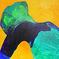 Dancer by Diane Fine