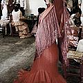 Dancer In A Red Dress by Lorraine Devon Wilke