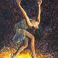 Dancer Viii by Nik Helbig