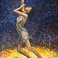 Dancer X by Nik Helbig