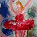 Dancers 133 by Edward Wolverton