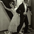 Dancers Fred And Adele Astaire by Edward Steichen