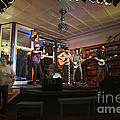 Dancing At The Purple Fiddle With Bryan Elijah Smith And The Wild Heart Band  by Dan Friend