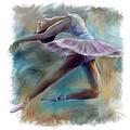 Dancing Ballerina by Bijan Studio