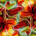 Dancing Flowers by Omaste Witkowski