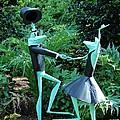 Dancing Frogs by Cynthia Guinn