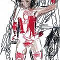Dancing Girl by Danny Ceunen