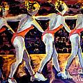 Dancing Girls by Rita Brown