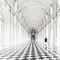 Dancing In The Galleria Grande by Giuliano Iunco