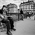 Dancing In The Streets Of Paris / Paris by Barry O Carroll